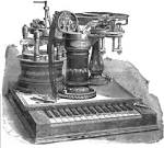 Industrial Revolution Telegraph