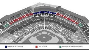 Fenway Seating Chart Pavilion Club Premium Members State Street Pavilion Club Boston Red Sox