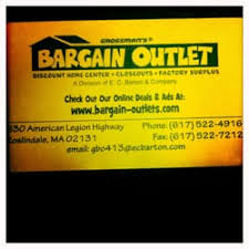 Grossmans Bargain Outlet Building Supplies 630 American Legion