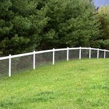 Vinyl Horse Fencing Design Image Of Vinyl Horse Fencing Design
