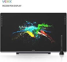 <b>VEIKK VK2200 21.5 Inch</b> Graphic Drawing Monitor Full-Laminated ...