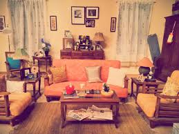 Indian Living Room Furniture Middle Class Indian Living Room Styled By Niyoti Niyotis Work