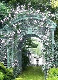 garden arch with gate full image for heavy duty garden arch with gates wooden garden arches