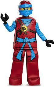 Lego Ninjago NYA Prestige Costume Child Large: Amazon.de: Bekleidung