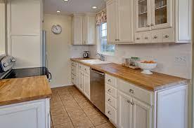 Cape Cod kitchen after