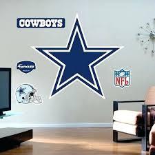 dallas cowboy wall clock cowboys wall clock full size of cowboys fathead wall decal as well dallas cowboy wall clock