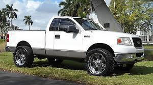 ford f150 single cab 2004. ford : f-150 custom 4x4 2004 f 150 xlt pickup v 8 lifted f150 single cab