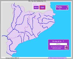 Resultat d'imatges de MAPES INTERACTIUS CATALUNYA