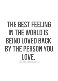 Being In Love Quotes Interesting Saying I Love You And Being Told I Love You Too In Return That S