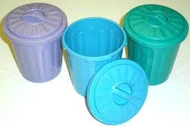 outdoor decorative trash cans metal garbage with lids small can full size of bins designs
