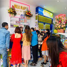 Milk Mart Đà Nẵng - Siêu thị sữa & đồ dùng mẹ và bé - Home