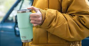 Yeti tumbler available in the finest materials and travel mug new 14oz stainless steel travel mug with flip lid 1 item no : Yeti Recalls Thousands Of Travel Mugs Lids Gearjunkie