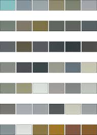 Standard Ral Color Chart Free Download
