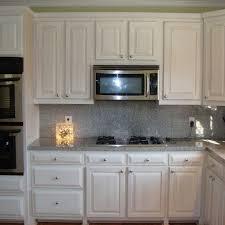Whitewashed Kitchen Cabinet Doors