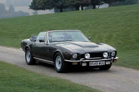 aston martin v8 vantage 1977 james bond. aston martin vantage volante james v8 1977 bond