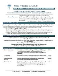 New Graduate Resume Template Magnificent New Graduate Nursing Resume Best Of New Grad Rn Resume Sample