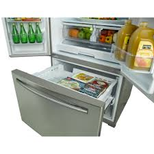 samsung refrigerator french door ice maker. samsung 26 cu.ft. stainless steel french door refrigerator with dual icemaker ice maker e