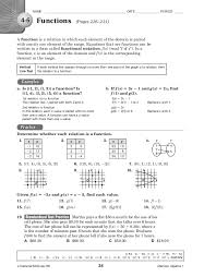 2 4 practice writing linear equations glencoe algebra answers