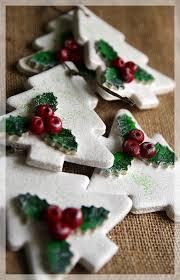 Make Salt Dough Gift Tags U0026 OrnamentsSalt Dough Christmas Gifts