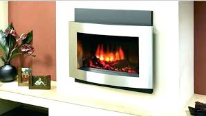 ventless electric fireplace thanks to the design