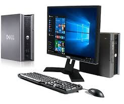 office desktop computer. Delighful Office Fast Dell Desktop PC Computer Windows 10 17 19 And Office A