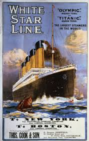 titanic history facts and stories titanic belfast a white star advertisement highlighting the record breaking size of its olympic class