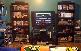 Gaming Man Cave Remodeling The Game Room And The Man Cave Show Us Your  Collection