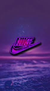Download this image and make it your desktop wallpaper! Purple Blue Nike Wallpapers On Wallpaperdog