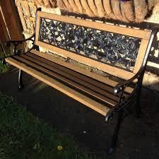 Best 25 Iron Bench Ideas On Pinterest  Wrought Iron Bench Steel Outdoor Wrought Iron Bench