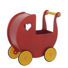 red baby strollers push walker baby wooden toys first walker baby walking learning baby walker with wheels