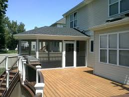 covered deck ideas. Deck Roof Styles Porch Ideas Screened In Designs Amazing Covered A