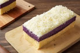 Anda hanya perlu ketelatenan untuk membuat kue lapis legit yang sempurna tampilannya, dan nikmat rasa serta aromanya. Resep Bolu Lapis Taro Kukus Oleh Oleh Khas Bogor Yang Mudah Dibikin Halaman All Kompas Com