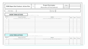 Hr Action Plan Template The Strategic Sample Human Resources