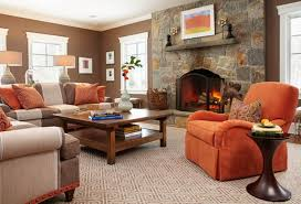 chic brown living room ideas green and brown living room ideas interior exteriors
