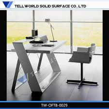 contemporary modern office furniture. Modren Modern Contemporary Artificial Marble Manager Desk Workstation Office Furniture Inside Modern Office Furniture I