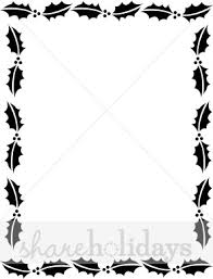christmas clip art borders black and white. Beautiful Christmas Christmas Clip Art Black And White Borders In I