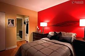 Red Bedroom Decorating Ideas Black And White