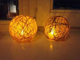 Homemade Lighting Homemade Lamps Decoration Ideas Pinterest