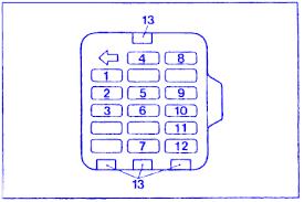 bayliner capri 2004 electrical circuit wiring diagram carfusebox bayliner capri 2003 fuse box block circuit breaker diagram