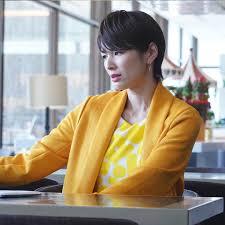 吉瀬美智子の髪型2019のショートのオーダー方法やセットの仕方を解説