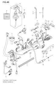 2011 suzuki king quad 750 lt a750xz wiring harness (lt a750xzl1 Wiring Diagram Suzuki LT-F160 2011 suzuki king quad 750 lt a750xz wiring harness (lt a750xzl1 e28) parts best oem wiring harness (lt a750xzl1 e28) parts diagram for 2011 king quad 750