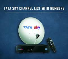 Dish Channel Comparison Chart Tata Sky Channels List 2019 Updated Official Tata Sky