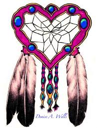 Eagle Feather Dream Catcher Classy Dreamcatcher And Eagle Feathers Tattoo Design By Denise TattooMagz