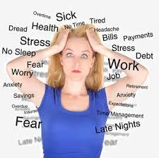 Overgang en stress