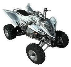 alba action race kit yamaha raptor 700