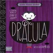 <b>Dracula</b>: A BabyLit <b>Counting</b> Primer by Jennifer Adams, Alison ...