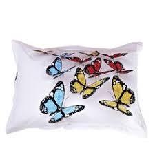<b>Delicate</b> Bright Red Roses Pattern <b>2</b>-<b>Pieces</b> Pillowcases | Bedding ...