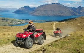 queenstown quad biking tour nomad safaris
