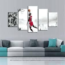 wall ideas basketball wall art basketball metal wall art regarding best and newest nba