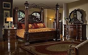 Amazon.com: Inland Empire Furniture's Giana Cal. King Adult Canopy ...